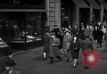 Image of Fifth Avenue Manhattan New York City USA, 1948, second 15 stock footage video 65675032839