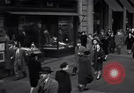 Image of Fifth Avenue Manhattan New York City USA, 1948, second 16 stock footage video 65675032839