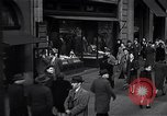 Image of Fifth Avenue Manhattan New York City USA, 1948, second 17 stock footage video 65675032839