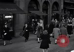 Image of Fifth Avenue Manhattan New York City USA, 1948, second 21 stock footage video 65675032839