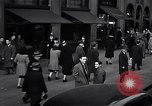 Image of Fifth Avenue Manhattan New York City USA, 1948, second 27 stock footage video 65675032839