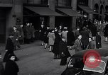 Image of Fifth Avenue Manhattan New York City USA, 1948, second 28 stock footage video 65675032839