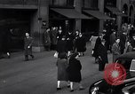 Image of Fifth Avenue Manhattan New York City USA, 1948, second 29 stock footage video 65675032839