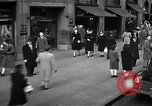 Image of Fifth Avenue Manhattan New York City USA, 1948, second 30 stock footage video 65675032839