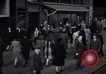 Image of Fifth Avenue Manhattan New York City USA, 1948, second 32 stock footage video 65675032839