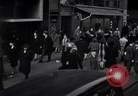 Image of Fifth Avenue Manhattan New York City USA, 1948, second 33 stock footage video 65675032839