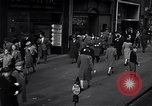 Image of Fifth Avenue Manhattan New York City USA, 1948, second 39 stock footage video 65675032839