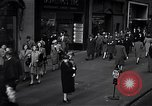 Image of Fifth Avenue Manhattan New York City USA, 1948, second 40 stock footage video 65675032839