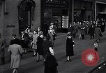 Image of Fifth Avenue Manhattan New York City USA, 1948, second 41 stock footage video 65675032839