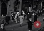 Image of Fifth Avenue Manhattan New York City USA, 1948, second 42 stock footage video 65675032839