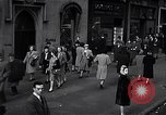 Image of Fifth Avenue Manhattan New York City USA, 1948, second 43 stock footage video 65675032839