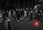 Image of Fifth Avenue Manhattan New York City USA, 1948, second 56 stock footage video 65675032839