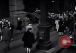 Image of Fifth Avenue Manhattan New York City USA, 1948, second 62 stock footage video 65675032839
