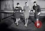 Image of designer wear Paris France, 1966, second 19 stock footage video 65675032844