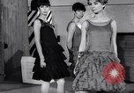 Image of designer wear Paris France, 1966, second 36 stock footage video 65675032844