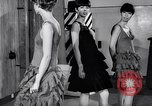 Image of designer wear Paris France, 1966, second 38 stock footage video 65675032844