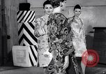 Image of designer wear Paris France, 1966, second 39 stock footage video 65675032844