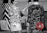 Image of designer wear Paris France, 1966, second 40 stock footage video 65675032844
