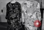 Image of designer wear Paris France, 1966, second 45 stock footage video 65675032844