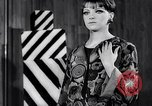 Image of designer wear Paris France, 1966, second 50 stock footage video 65675032844