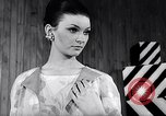 Image of designer wear Paris France, 1966, second 52 stock footage video 65675032844