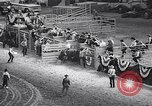 Image of rodeo Houston Texas USA, 1966, second 32 stock footage video 65675032846