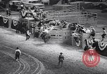Image of rodeo Houston Texas USA, 1966, second 33 stock footage video 65675032846