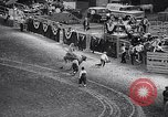Image of rodeo Houston Texas USA, 1966, second 37 stock footage video 65675032846