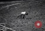 Image of rodeo Houston Texas USA, 1966, second 54 stock footage video 65675032846