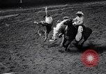 Image of rodeo Houston Texas USA, 1966, second 57 stock footage video 65675032846