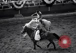 Image of rodeo Houston Texas USA, 1966, second 59 stock footage video 65675032846