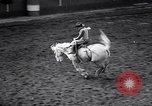 Image of rodeo Houston Texas USA, 1966, second 61 stock footage video 65675032846