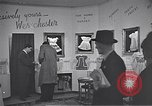 Image of trade exhibition after World War 2 Scotland United Kingdom, 1950, second 8 stock footage video 65675032850
