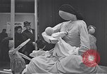 Image of trade exhibition after World War 2 Scotland United Kingdom, 1950, second 14 stock footage video 65675032850