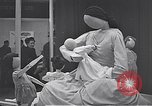 Image of trade exhibition after World War 2 Scotland United Kingdom, 1950, second 15 stock footage video 65675032850