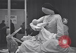 Image of trade exhibition after World War 2 Scotland United Kingdom, 1950, second 16 stock footage video 65675032850