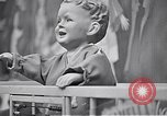 Image of trade exhibition after World War 2 Scotland United Kingdom, 1950, second 17 stock footage video 65675032850