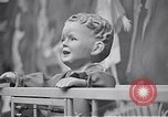 Image of trade exhibition after World War 2 Scotland United Kingdom, 1950, second 18 stock footage video 65675032850