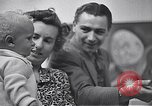 Image of trade exhibition after World War 2 Scotland United Kingdom, 1950, second 20 stock footage video 65675032850