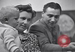 Image of trade exhibition after World War 2 Scotland United Kingdom, 1950, second 21 stock footage video 65675032850