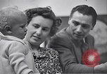 Image of trade exhibition after World War 2 Scotland United Kingdom, 1950, second 23 stock footage video 65675032850