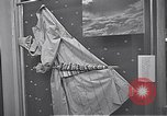 Image of trade exhibition after World War 2 Scotland United Kingdom, 1950, second 43 stock footage video 65675032850