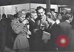 Image of trade exhibition after World War 2 Scotland United Kingdom, 1950, second 46 stock footage video 65675032850