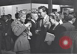 Image of trade exhibition after World War 2 Scotland United Kingdom, 1950, second 47 stock footage video 65675032850