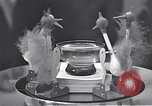 Image of trade exhibition after World War 2 Scotland United Kingdom, 1950, second 48 stock footage video 65675032850
