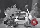 Image of trade exhibition after World War 2 Scotland United Kingdom, 1950, second 50 stock footage video 65675032850