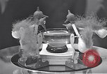 Image of trade exhibition after World War 2 Scotland United Kingdom, 1950, second 52 stock footage video 65675032850