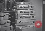 Image of trade exhibition after World War 2 Scotland United Kingdom, 1950, second 57 stock footage video 65675032850
