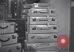 Image of trade exhibition after World War 2 Scotland United Kingdom, 1950, second 58 stock footage video 65675032850