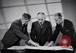 Image of city planners London England United Kingdom, 1950, second 48 stock footage video 65675032853
